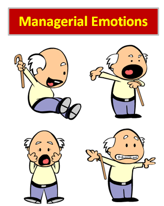 Managerial Emotions
