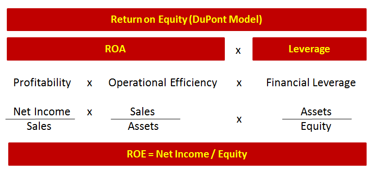 Consultantsmind DuPont Model ROE
