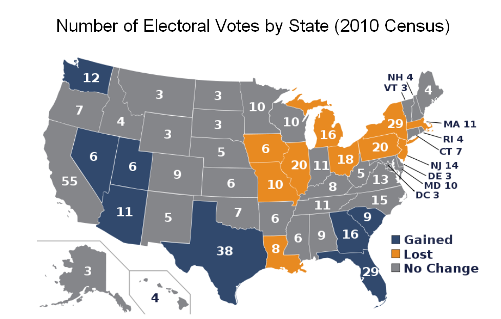 Problem with US elections: winner-takes-all electoral system ...