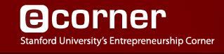 Stanford eCorner