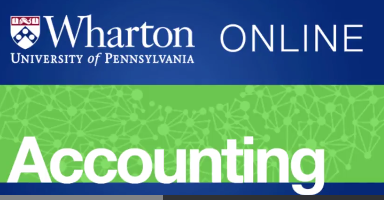 Coursera Wharton Accounting