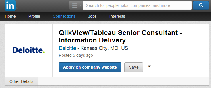 how to become a tableau consultant