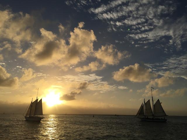Consultantsmind - Sunset sail